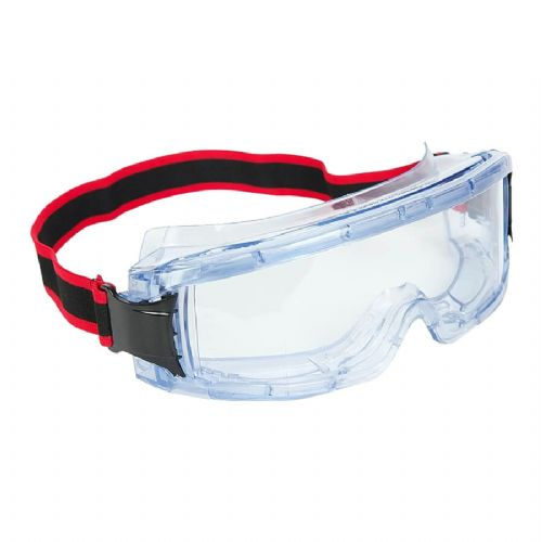 Warrior Deluxe Goggle Clear Lens - 10 Pairs